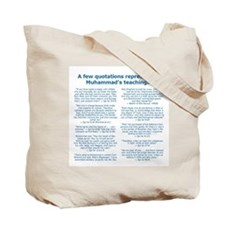 Palaeologus Quotation Tote Bag