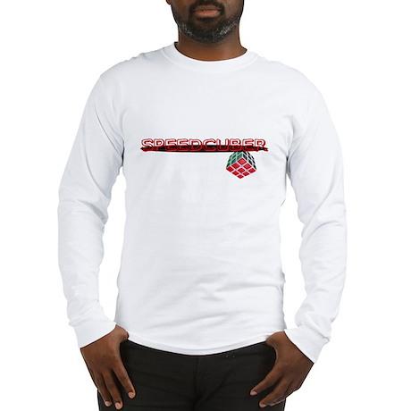 Speedcuber Long Sleeve T-Shirt