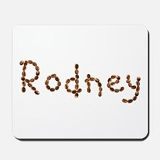 Rodney Coffee Beans Mousepad