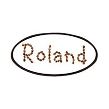 Roland Coffee Beans Patch