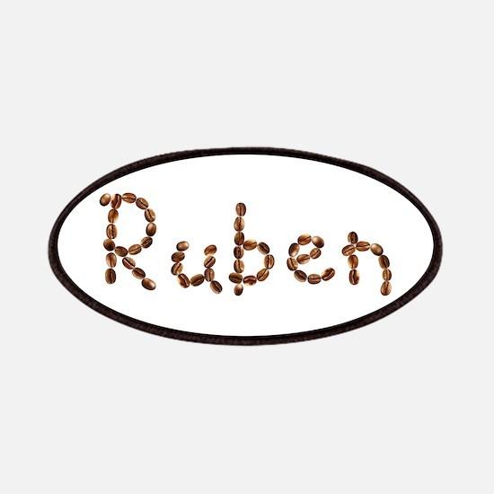 Ruben Coffee Beans Patch