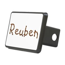 Reuben Coffee Beans Hitch Cover
