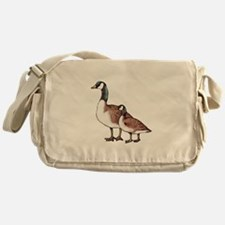 Canada Geese Messenger Bag