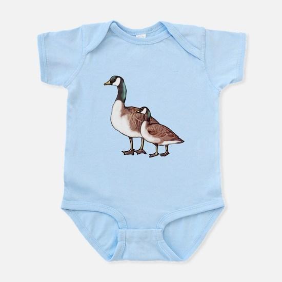 Canada Geese Infant Bodysuit