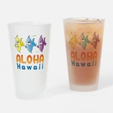 Aloha Drinking Glass