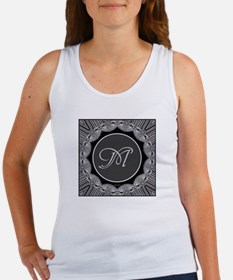 Luna Lace Monogram Women's Tank Top