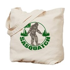 Team Sasquatch Tote Bag