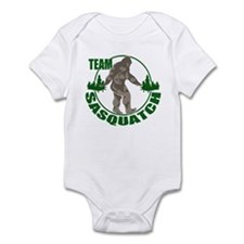 Team Sasquatch Infant Bodysuit