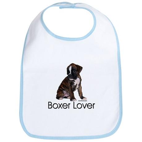 Boxer Puppy Bib