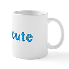 two cute Small Mugs