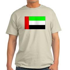 United Arab Emirates Ash Grey T-Shirt