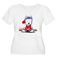 Westie Diamond In The Ruff T-Shirt