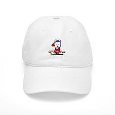 Westie Diamond In The Ruff Baseball Cap