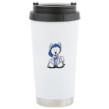 Westie Terrier Fan Travel Mug