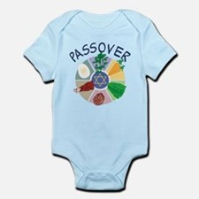 Passover Infant Bodysuit