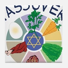 Passover Tile Coaster