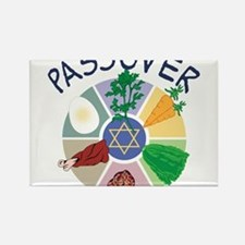 Passover Rectangle Magnet