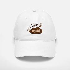 I Like Mud Boys Baseball Baseball Cap