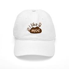 I Like Mud Boys Baseball Cap