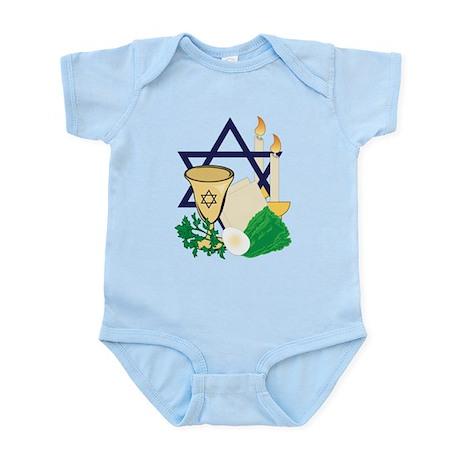Jewish Passover Infant Bodysuit
