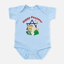 Happy Passover Infant Bodysuit