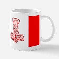 Canadian Mjolnir Mug