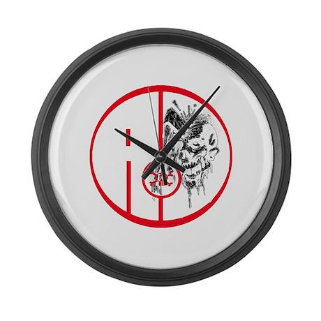 design Large Wall Clock by AoDMerchandise1