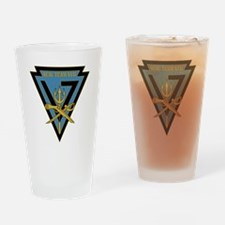 SEAL Team 17 Drinking Glass