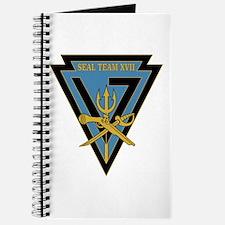 SEAL Team 17 Journal