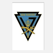 SEAL Team 17 Postcards (Package of 8)