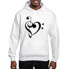 Treble Heart Hoodie
