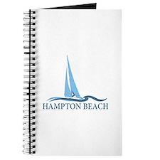 Hampton Beach NH - Sailboat Design. Journal