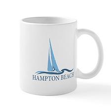 Hampton Beach NH - Sailboat Design. Mug