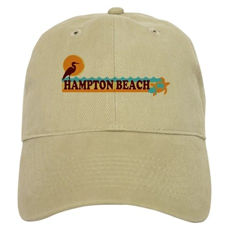 Hampton Beach NH - Beach Design. Cap