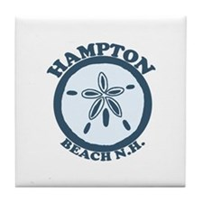 Hampton Beach NH - Sand Dollar Design. Tile Coaste