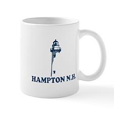 Hampton Beach NH - Lighthouse Design. Mug