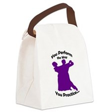 Ballroom Dance Lunch Bag