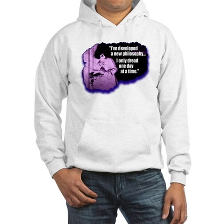 Terror!... Hooded Sweatshirt
