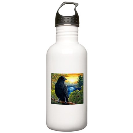 Bird 63 Stainless Water Bottle 1.0L