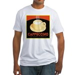 Cappuccino Fitted T-Shirt