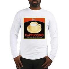 Cappuccino Long Sleeve T-Shirt