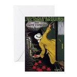 Victoria Arduino Greeting Cards (Pk of 10)