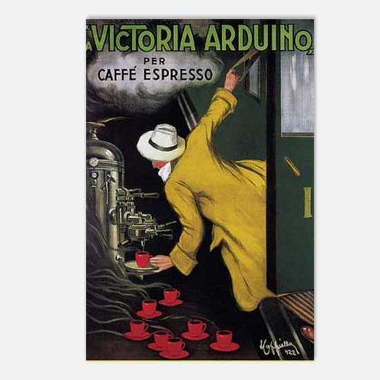 Victoria Arduino Postcards (Package of 8)