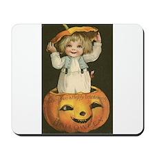 Vintage Halloween Postcard Ellen Clapsaddle Boy Mo