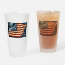 Ellen Clapsaddle 4th of July Patriotic Flag Drinki