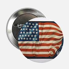 "Ellen Clapsaddle 4th of July Patriotic Flag 2.25"""