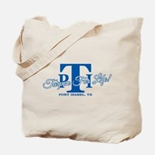 Tarpon for Life-Royal Tote Bag