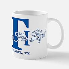 Tarpon for Life-Royal Mug