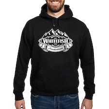 Whitefish Mountain Emblem Hoodie