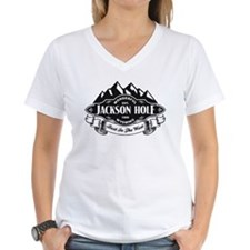 Jackson Hole Mountain Emblem Shirt